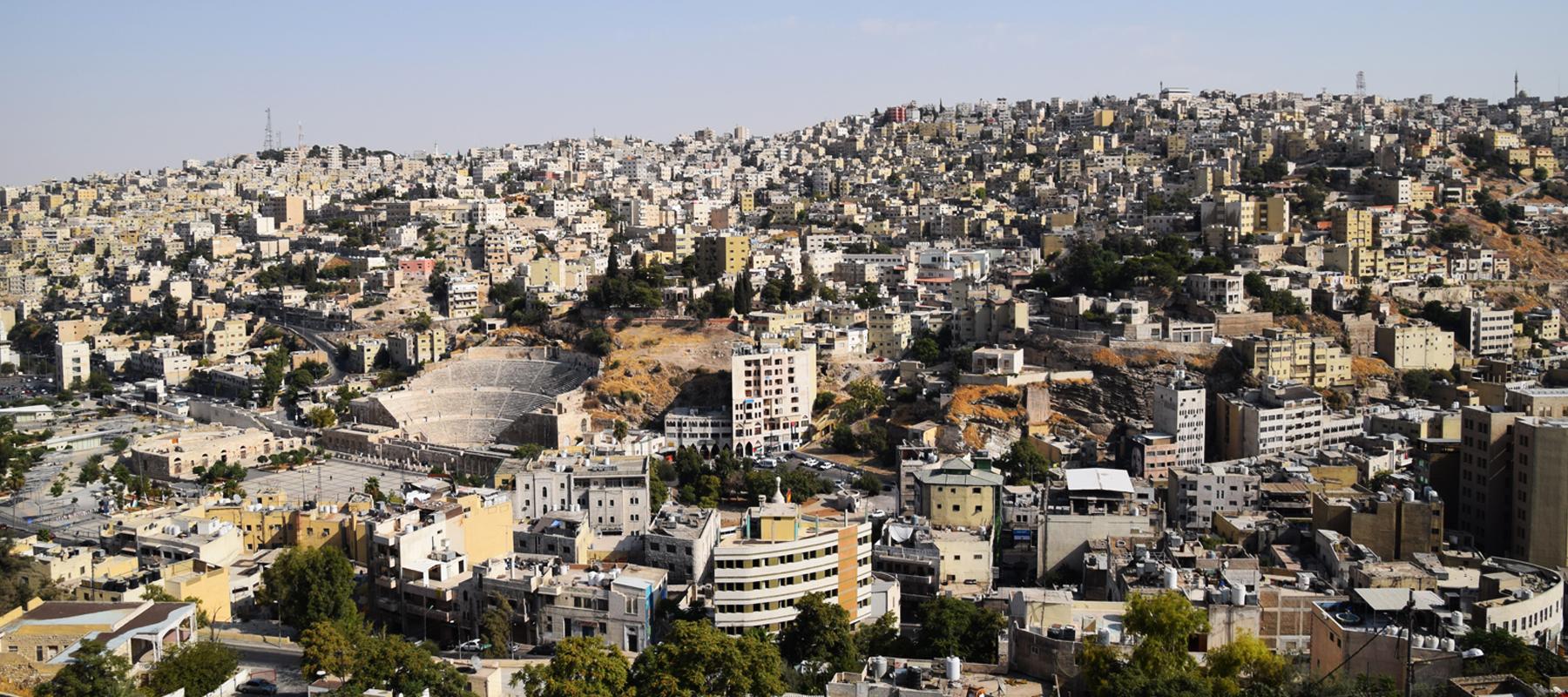 Quoi faire à Amman? Visite de la ville