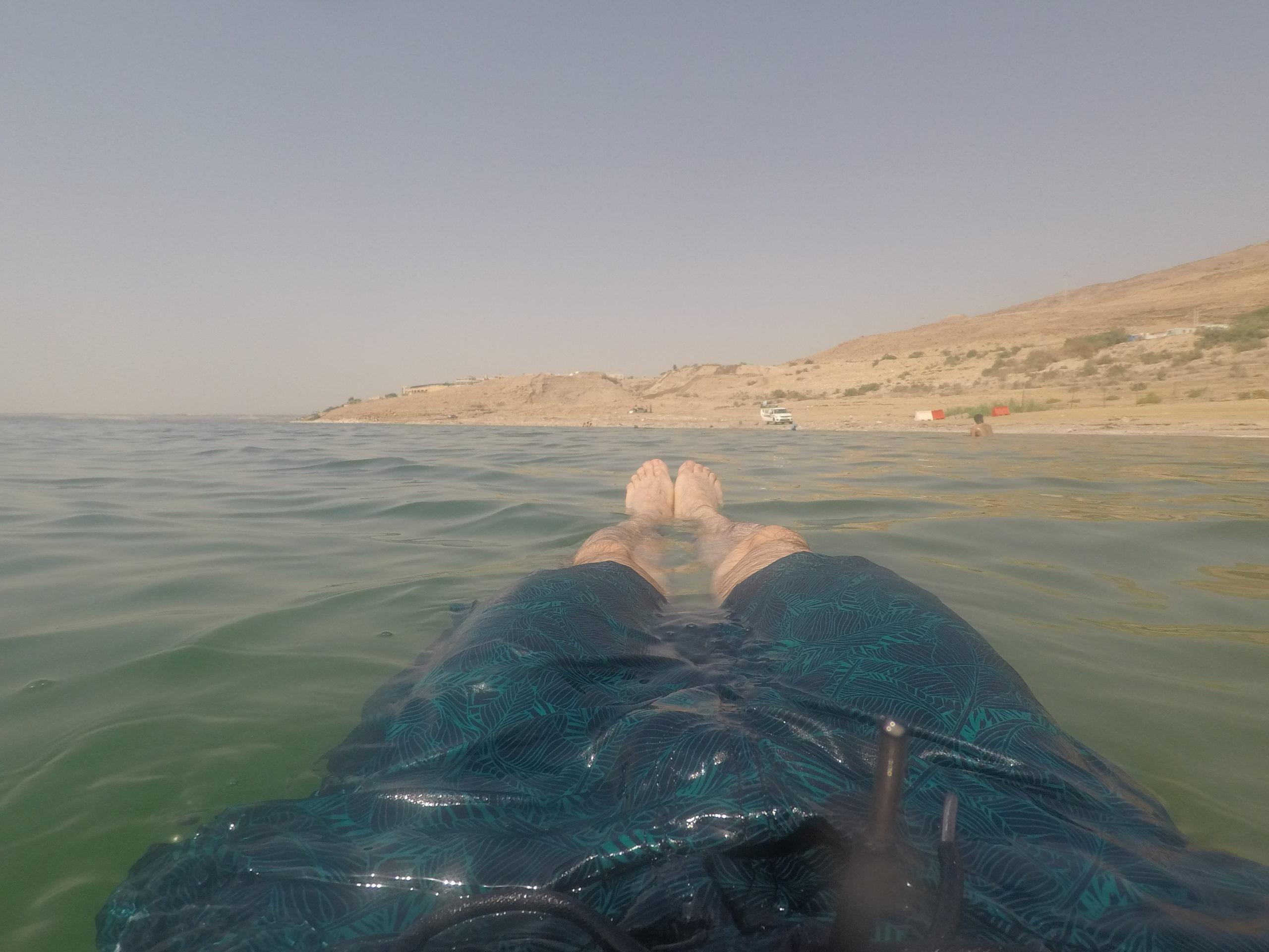 Comment aller à la mer morte depuis Amman ?