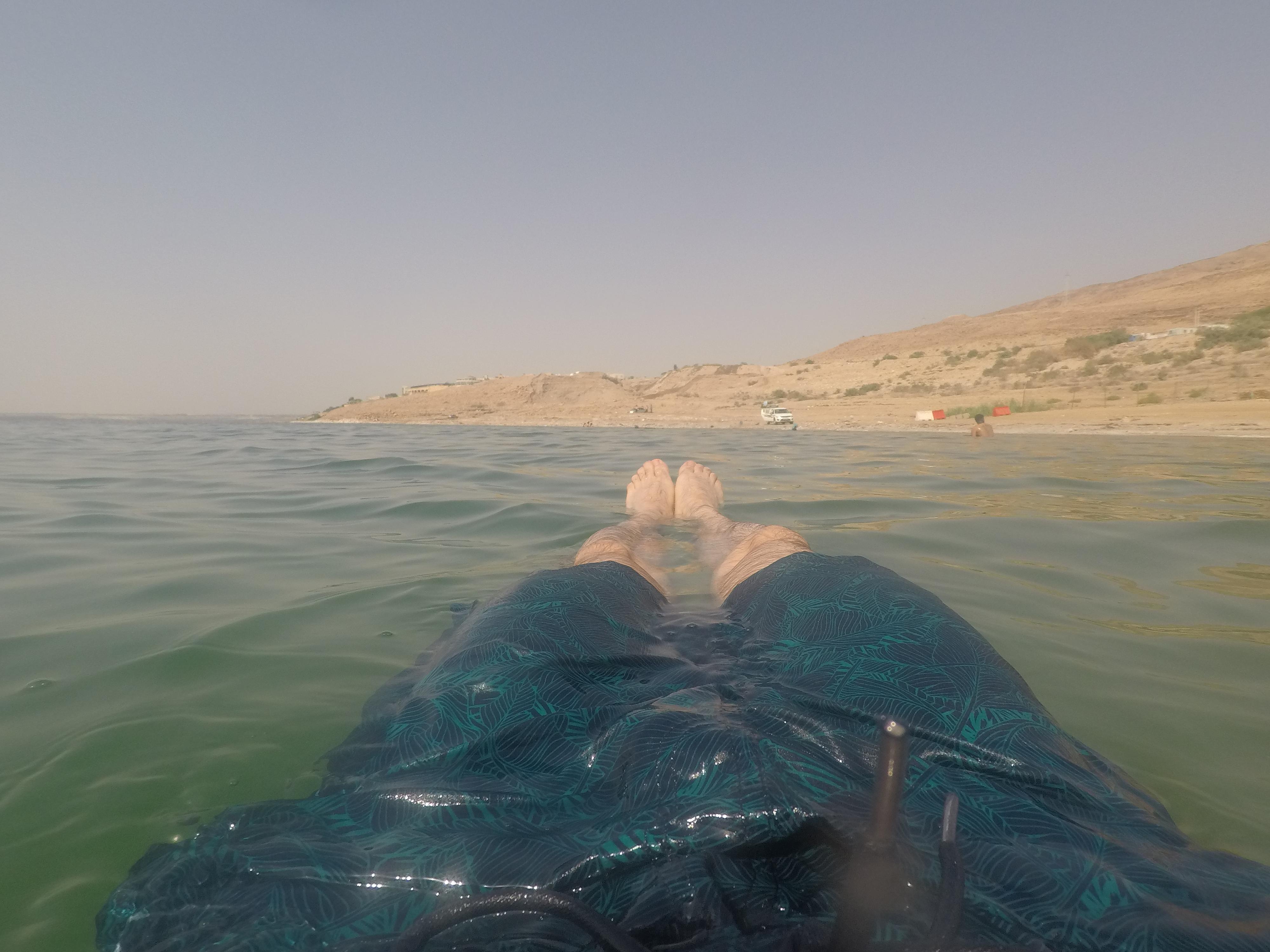 Comment aller à la mer morte depuis Amman?