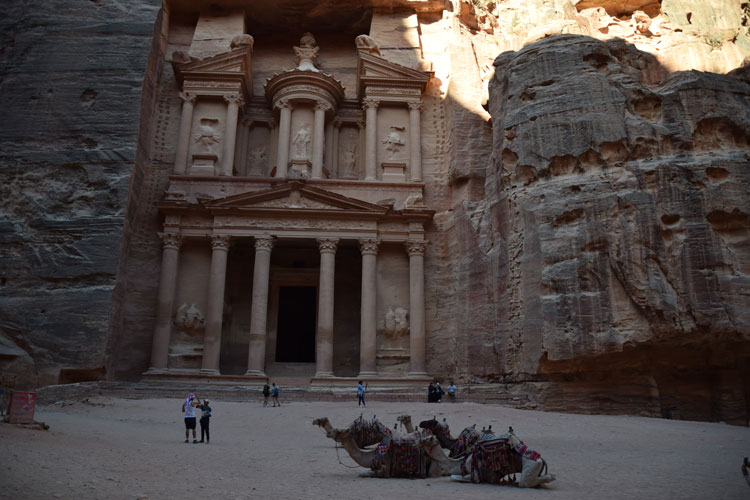 petra-tresor-al-khazneh-chameau