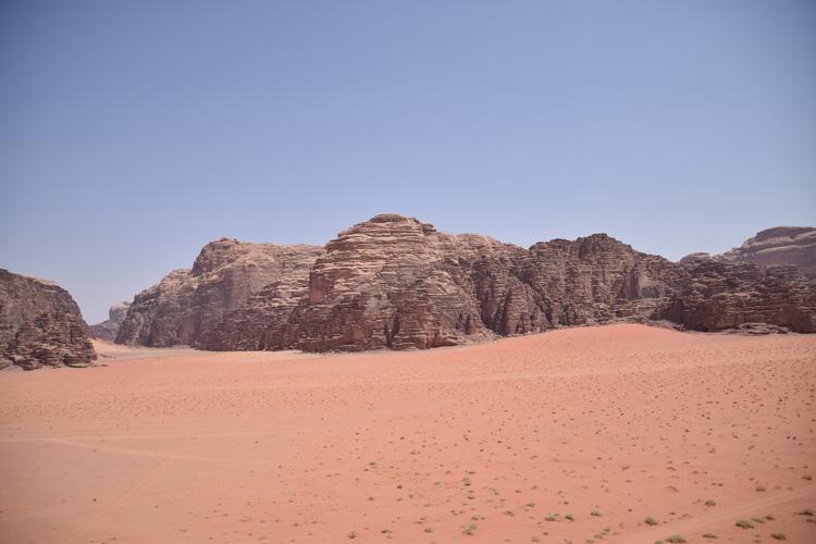 Wadi Rum: Une journée dans le désert