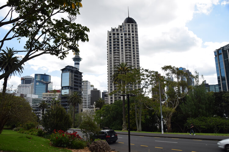 Auckland ville