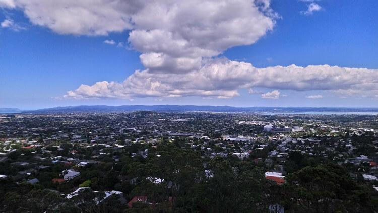 Auckland vue