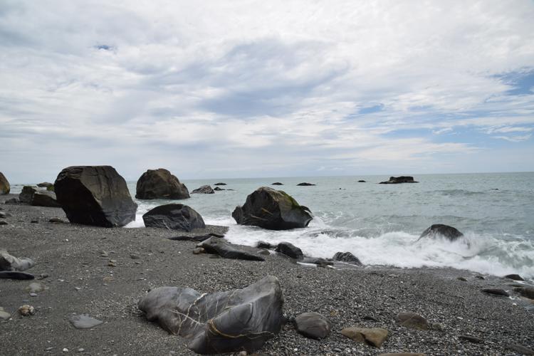 okarito-plage
