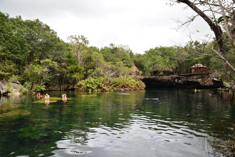 cenote garden of even