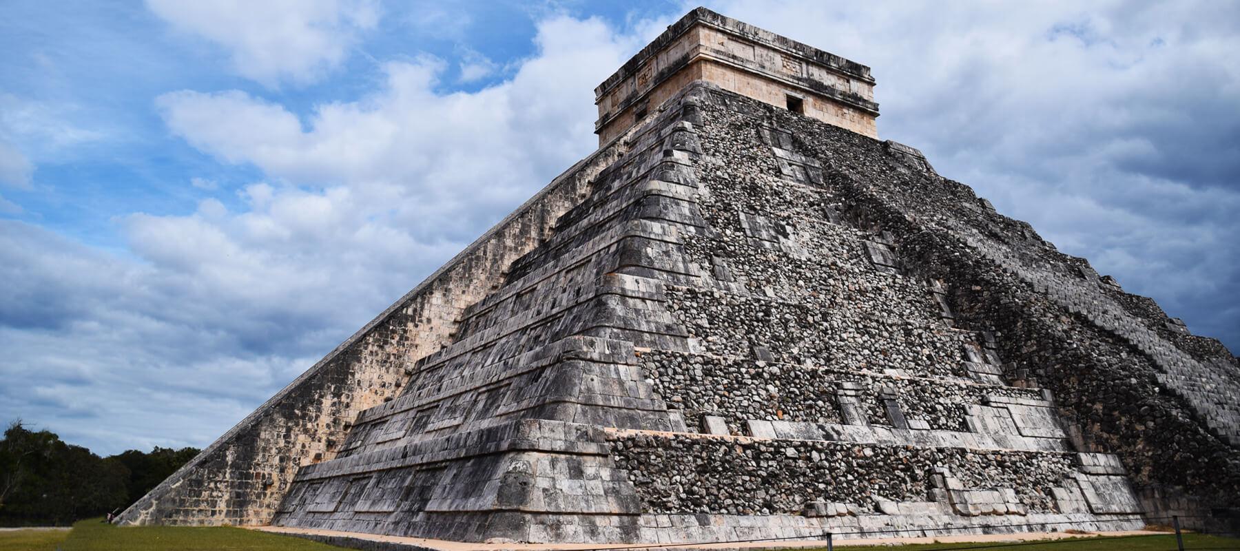 Chichen Itza: Merveille du monde Maya.