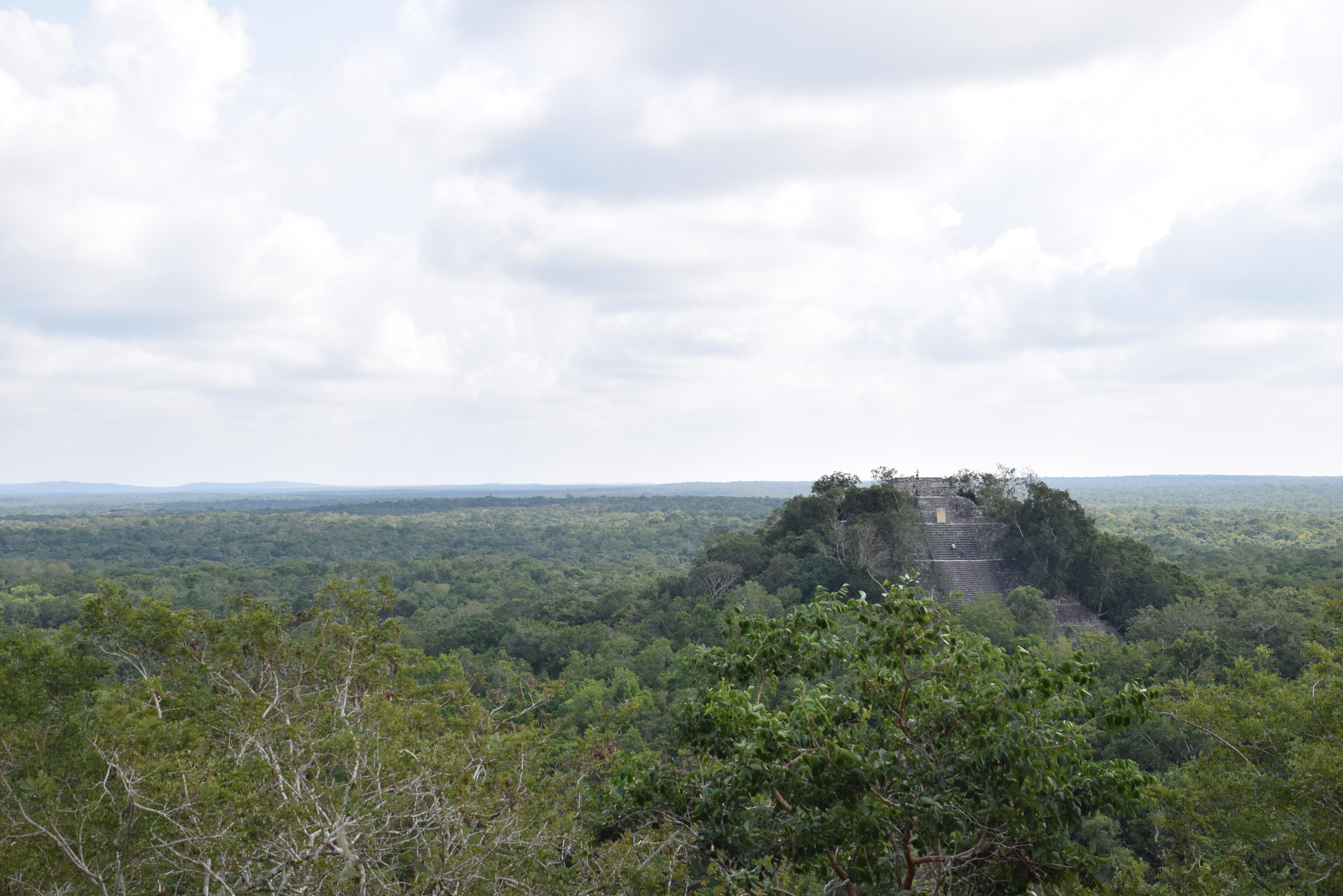 Yaxchilan et Calakmul: C'est l'aventure!