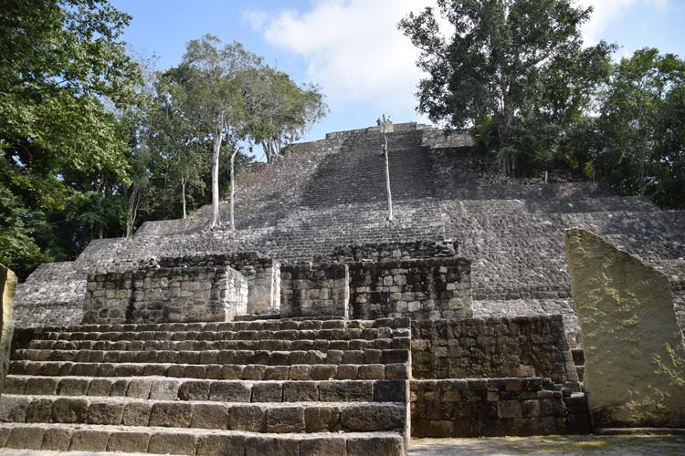 pyramide-calakmul