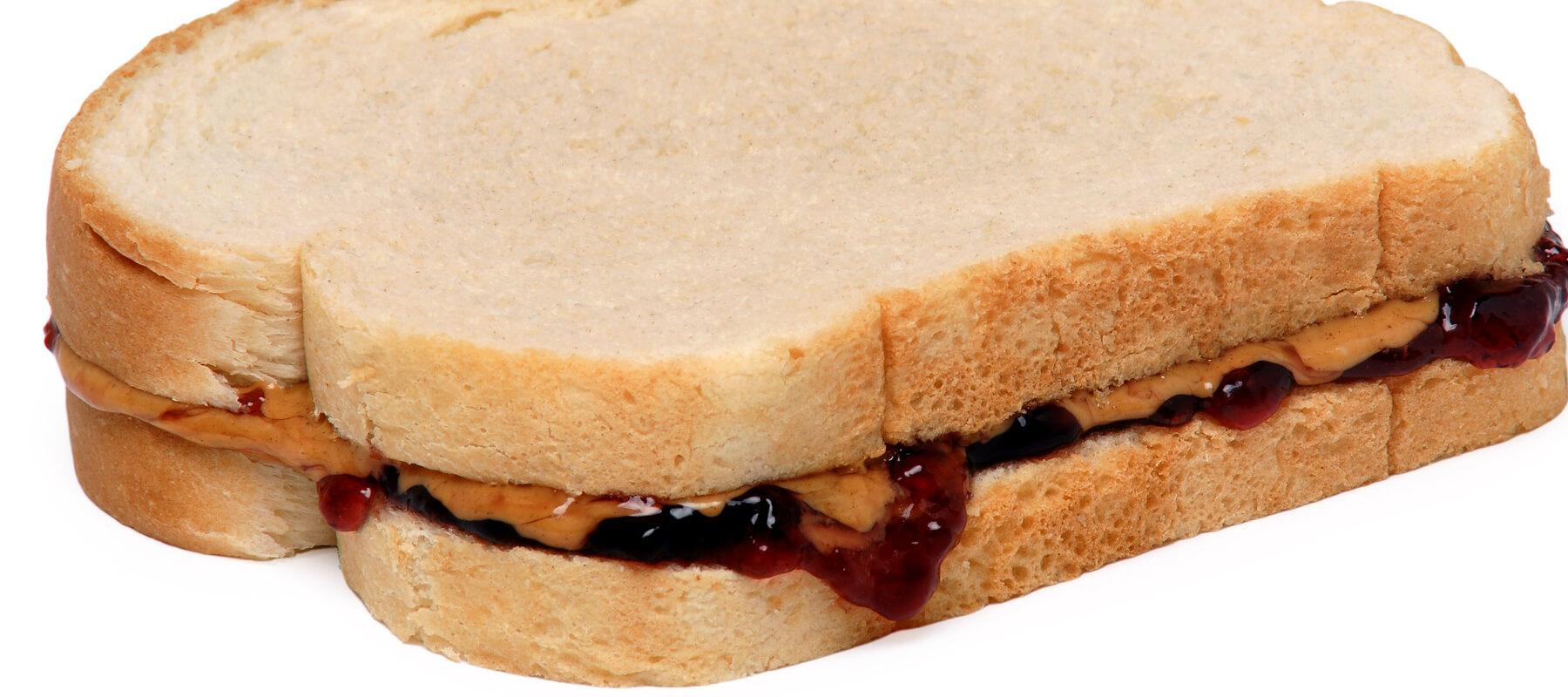 Des sandwichs un peu spéciaux.