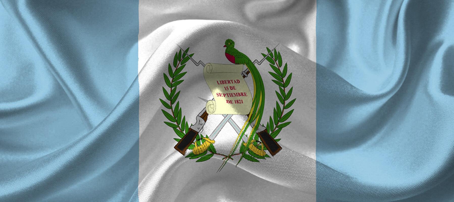 Guatemala, tu me reverras
