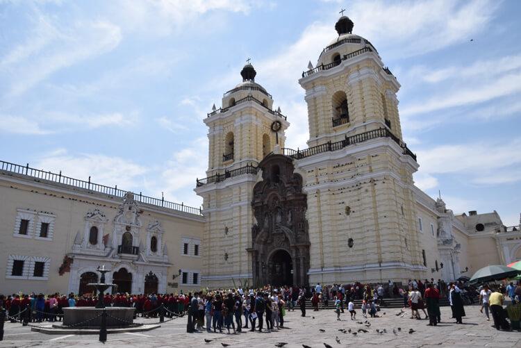 Lima église