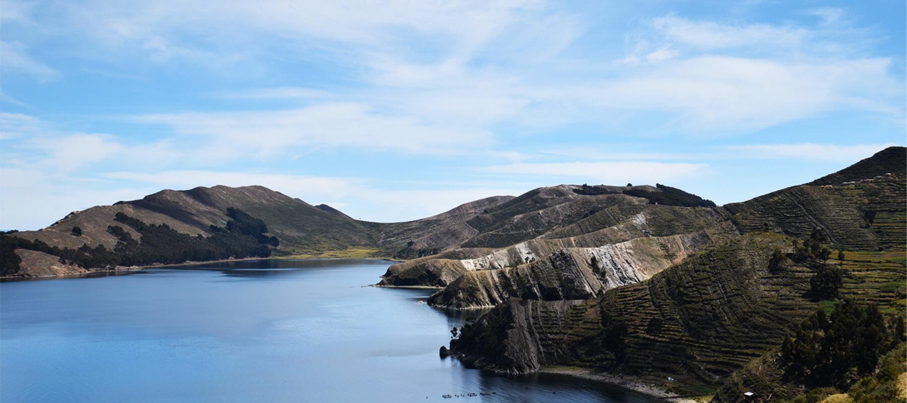 Isla del sol et Copacabana: Lac Titicaca