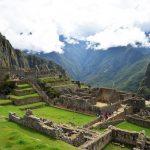 Machu Picchu ruines