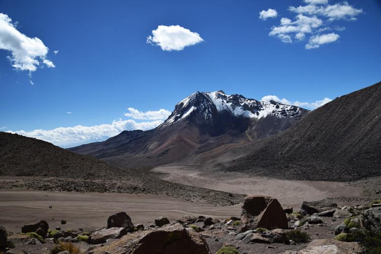 Montagne vue