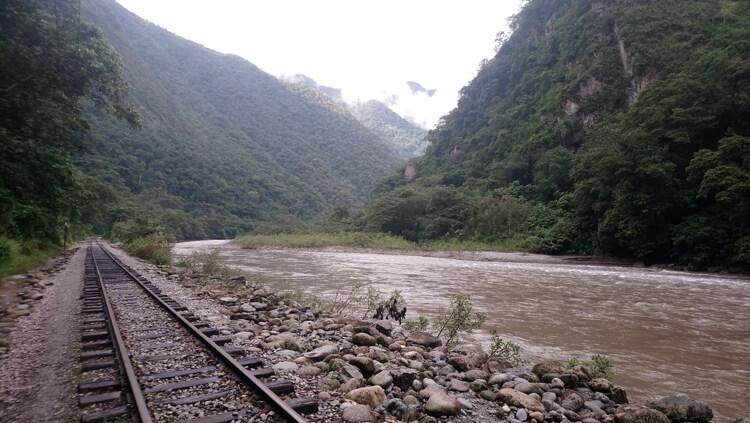 rails paysage