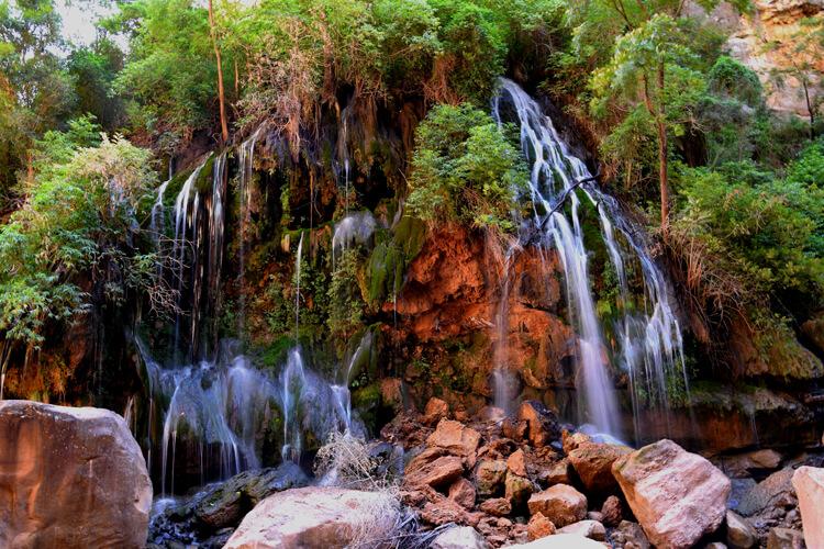 Cascade de Vergel