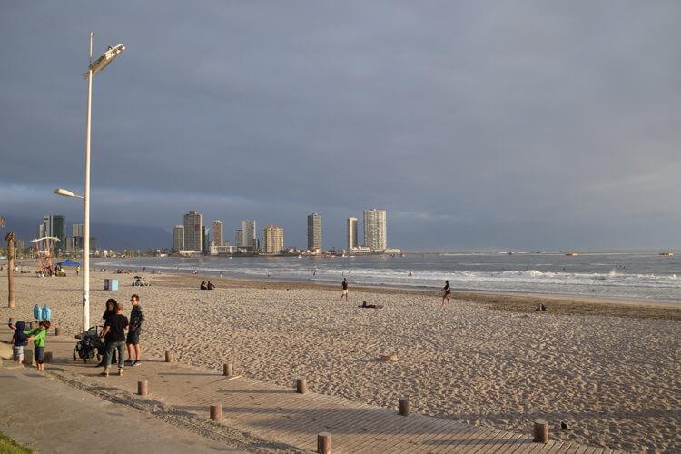 Iquique plage