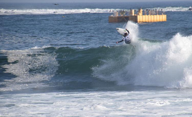 Iquique surfeur