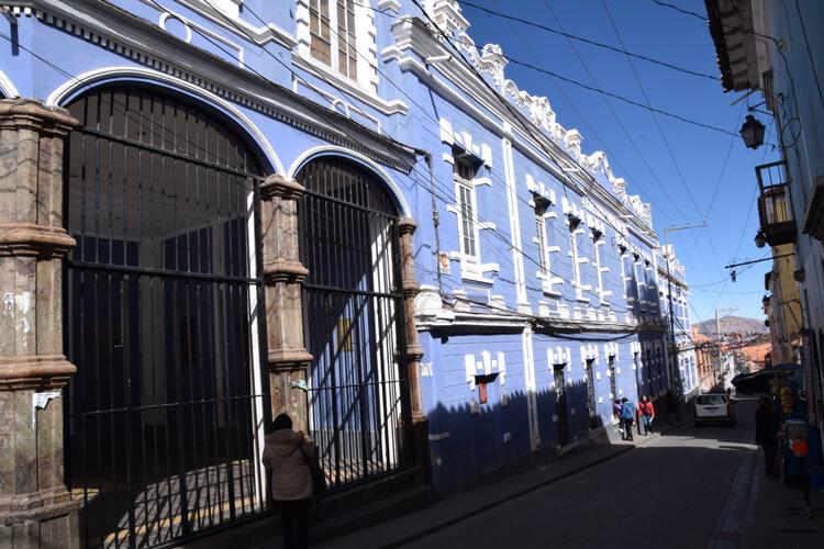 Potosi rue