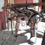 Potosi sculpture