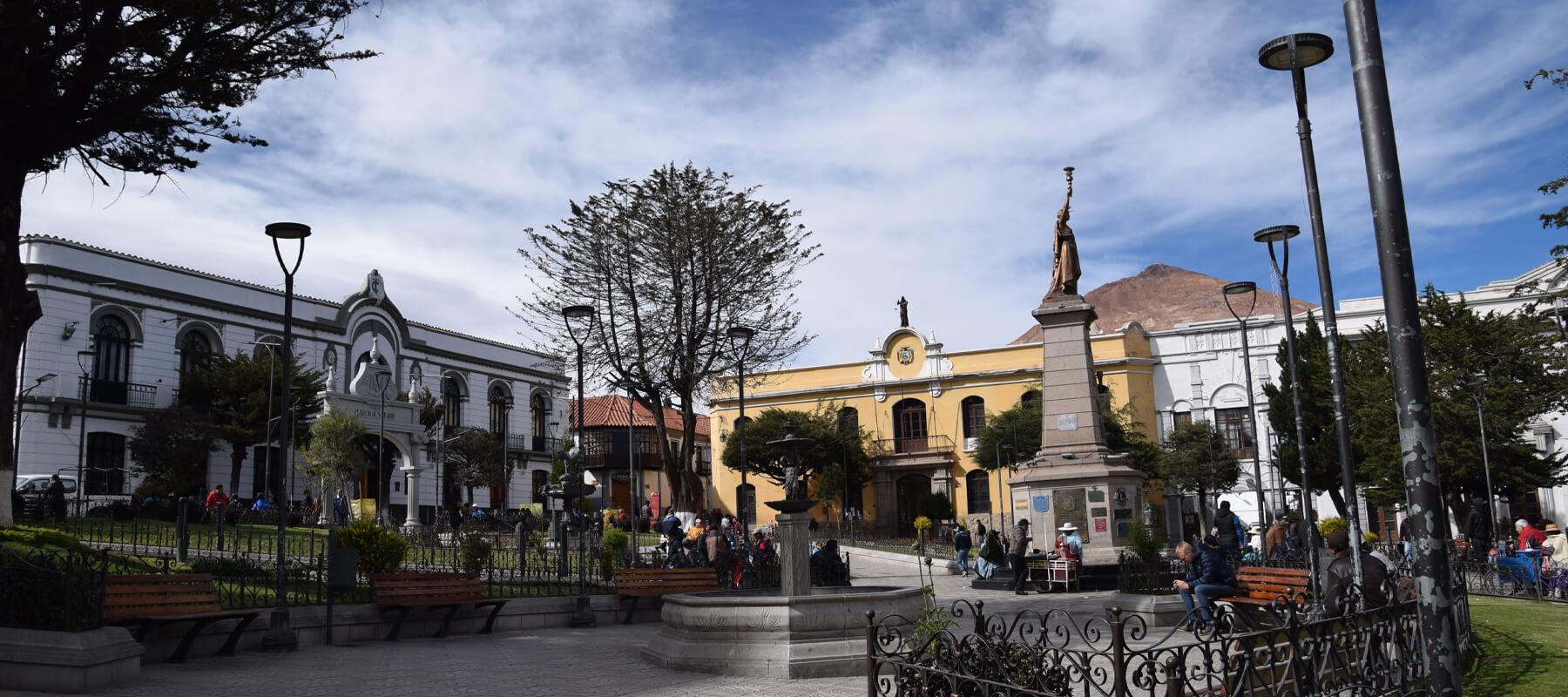 Potosi: La ville du minerai d'argent