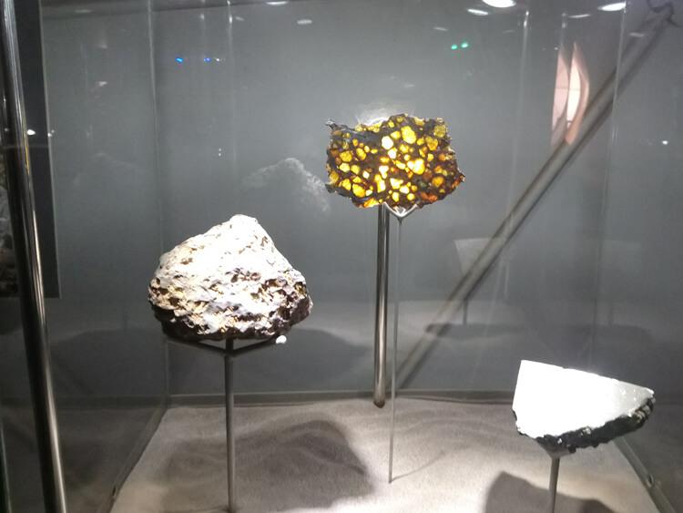 San Pedro de Atacama météorites