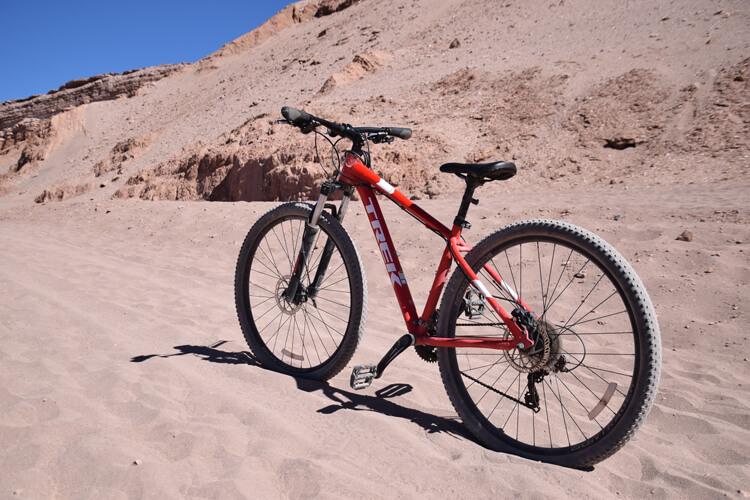 San Pedro de Atacama vélo