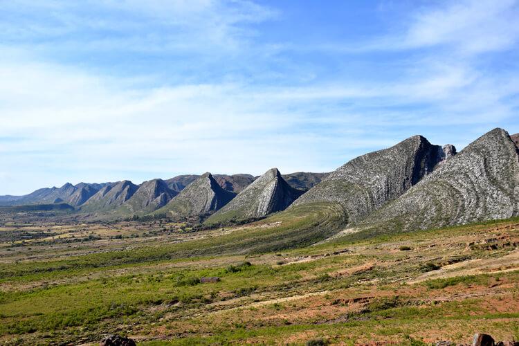 Torotoro montagne