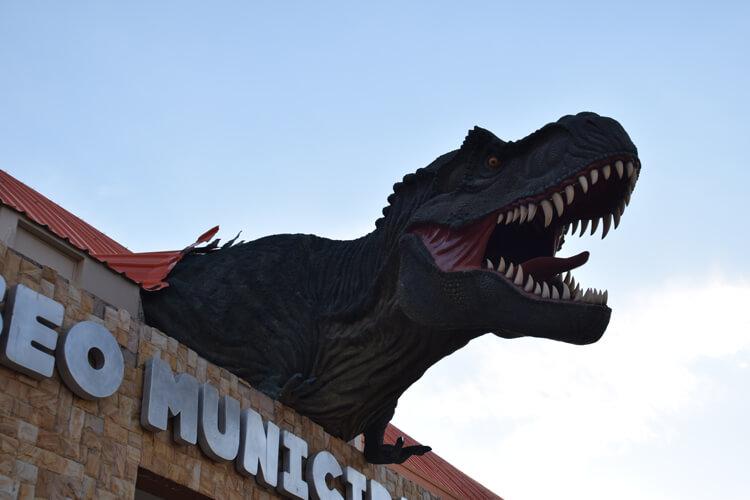 Torotoro T-rex