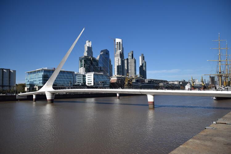 Buenos Aires pont des femmes
