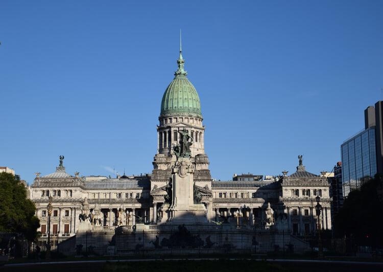 Buenos Aires congrès