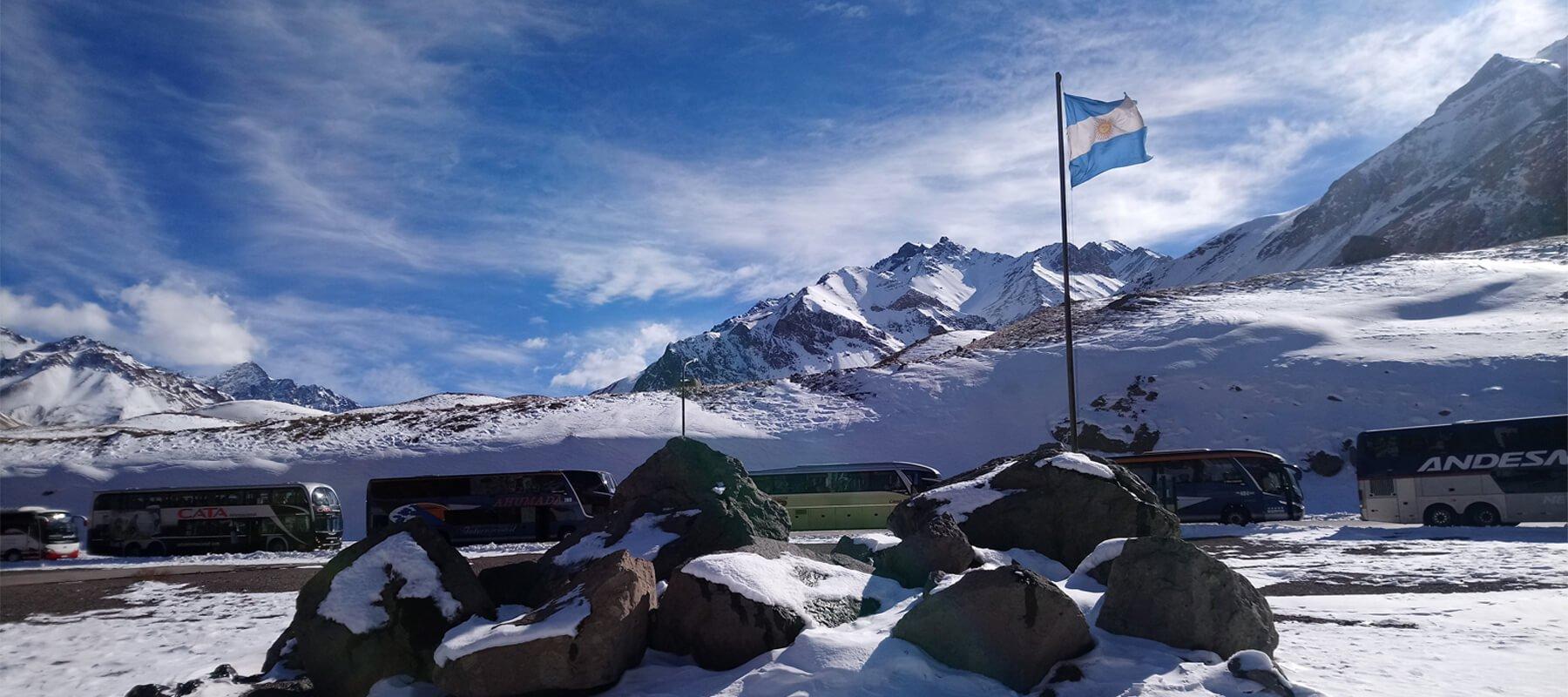 Au revoir le Chili, bonjour l'Argentine