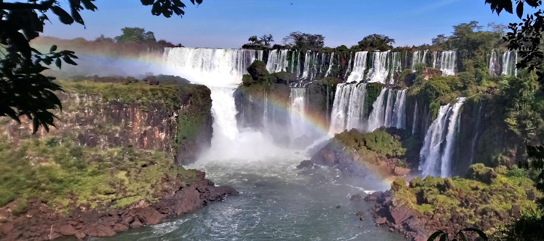Visiter les chutes d'Iguazú: Des arcs-en-ciel àgogo