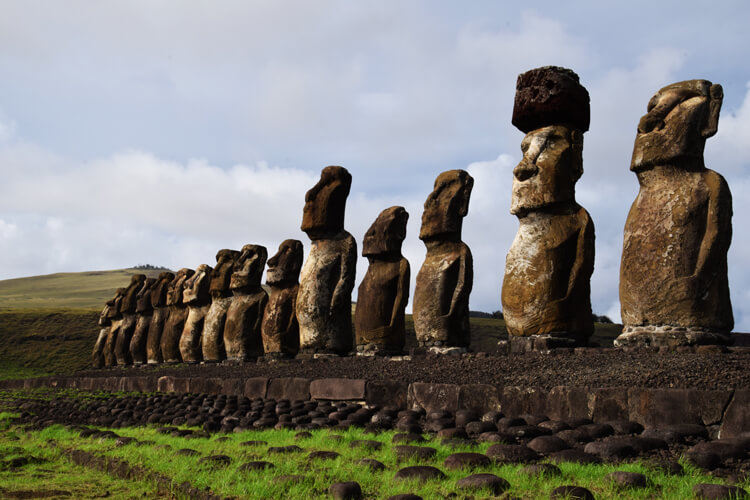 île de Pà¢ques Ahu Tongariki