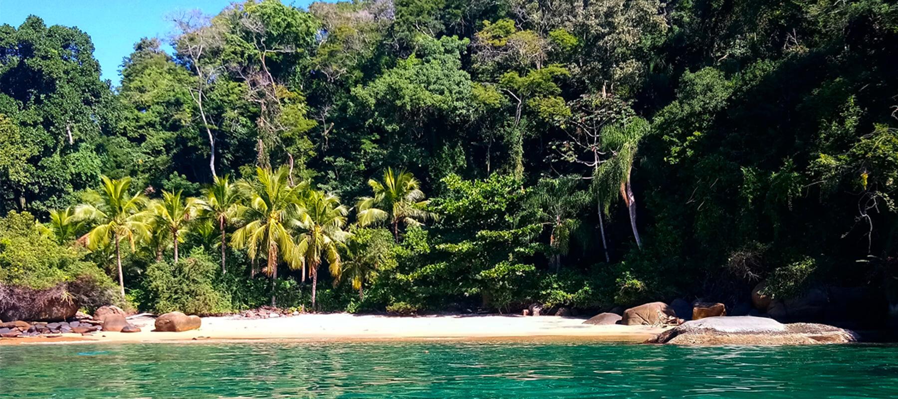 Ilha grande, toujours en vacance!