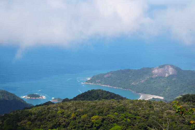 Ilha grande vue