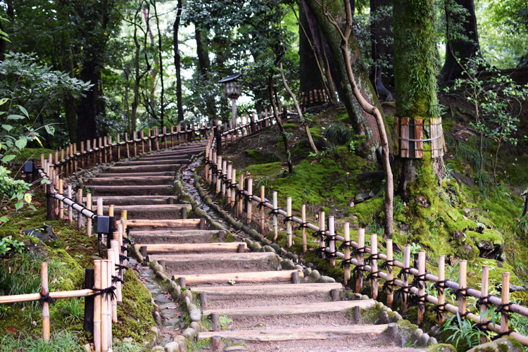 Kanazawa parc kenroku-en