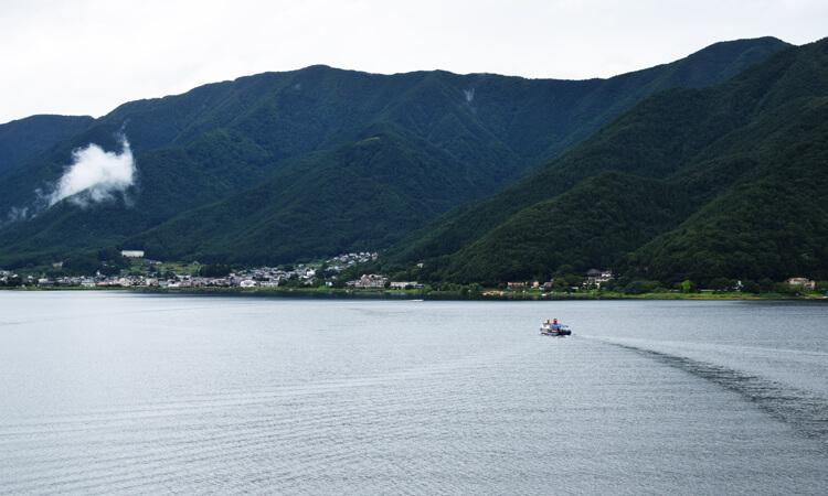 Kawaguchiko lac