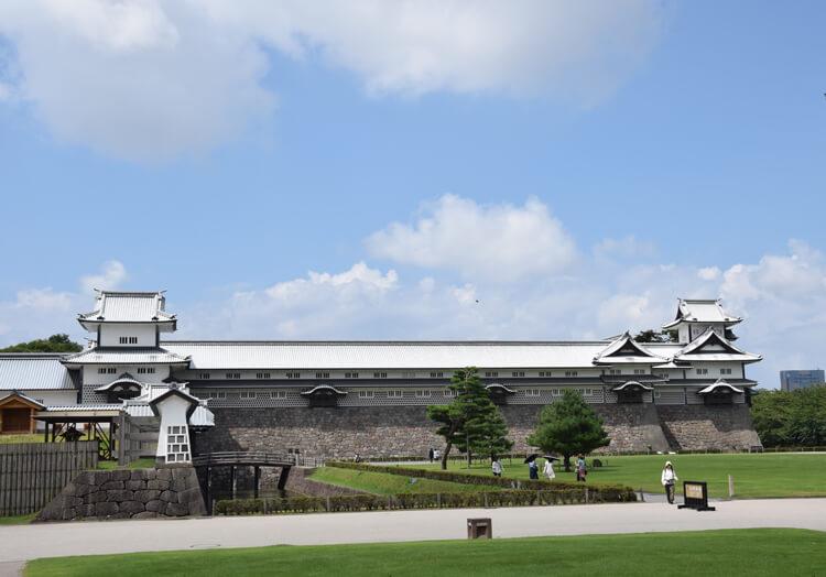 Que faire à Kanazawa chateau