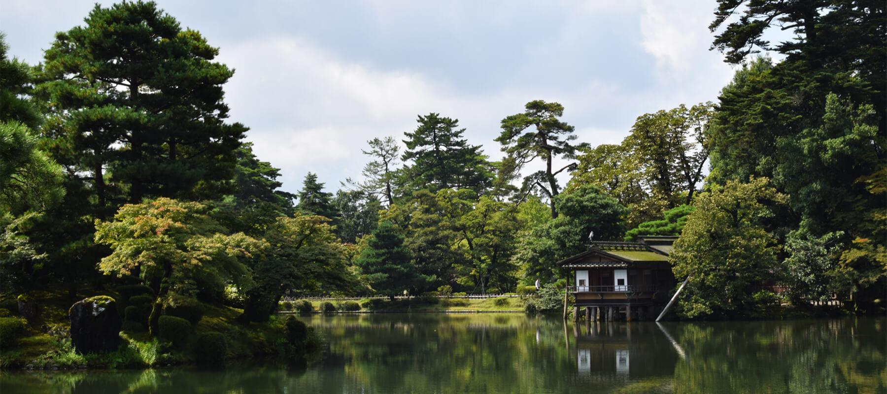 Que faire à Kanazawa, la ville féodale?