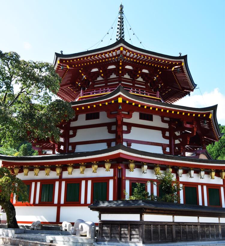 Mont Koya pagode
