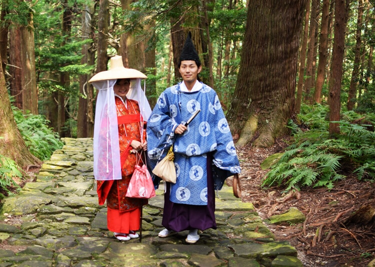 Kumano kodo kimono
