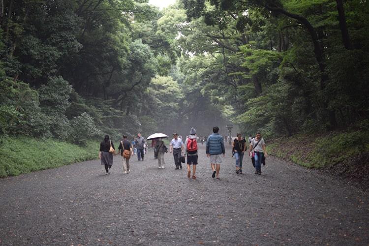 Tokyo Yoyogi