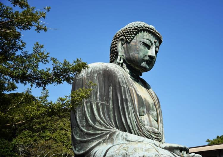 Kamakura bouddha