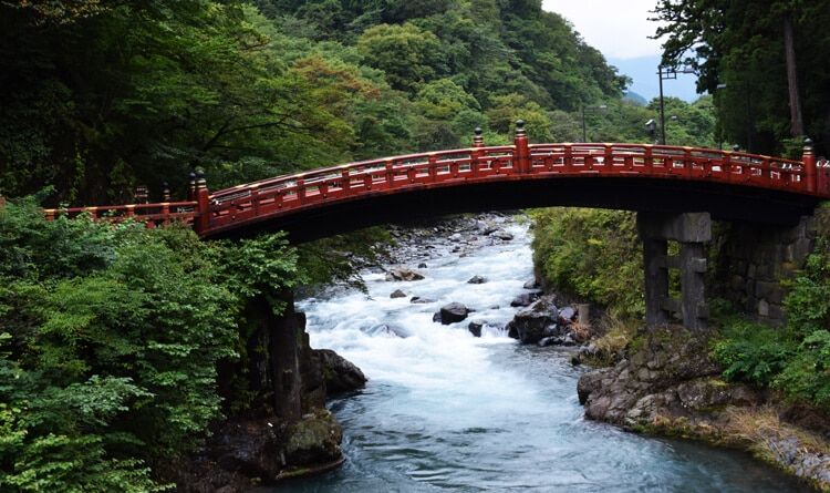 Nikko-pont-shinkyo