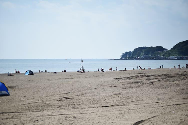 Plage Kamakura