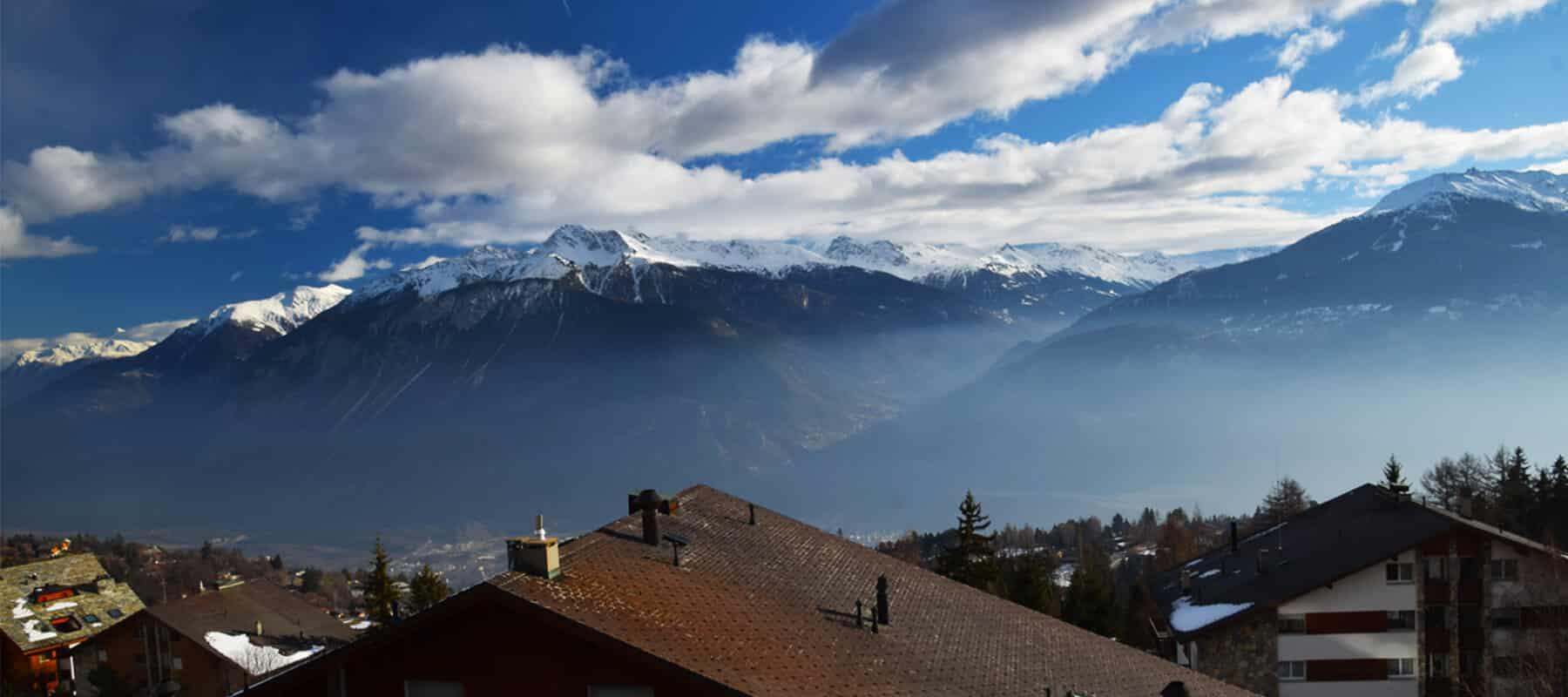 Suisse : la rencontre improbable