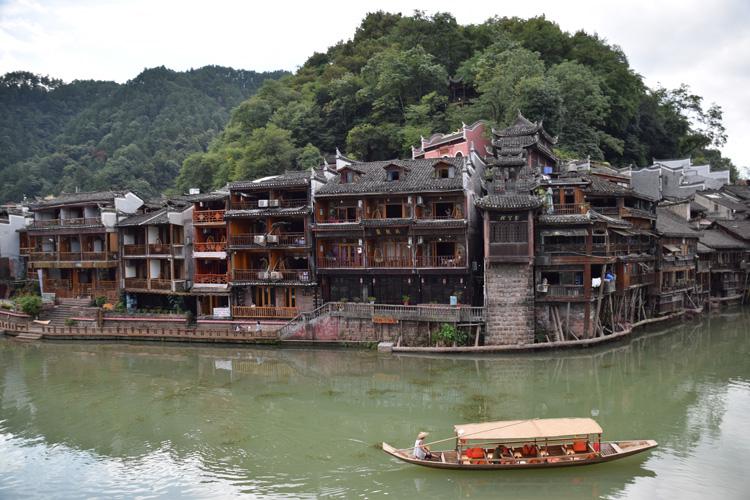Fenghuang: La petite ville au bord de l'eau