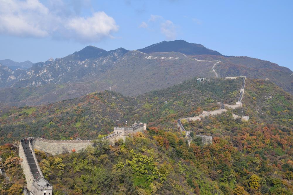 Visiter la grande Muraille de Chine. Comment s'y rendre ?