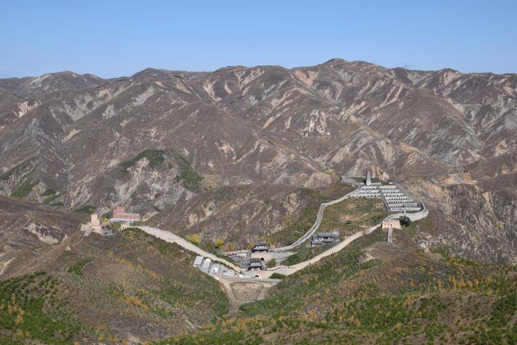 grande-muraille-chine-yanmenguan
